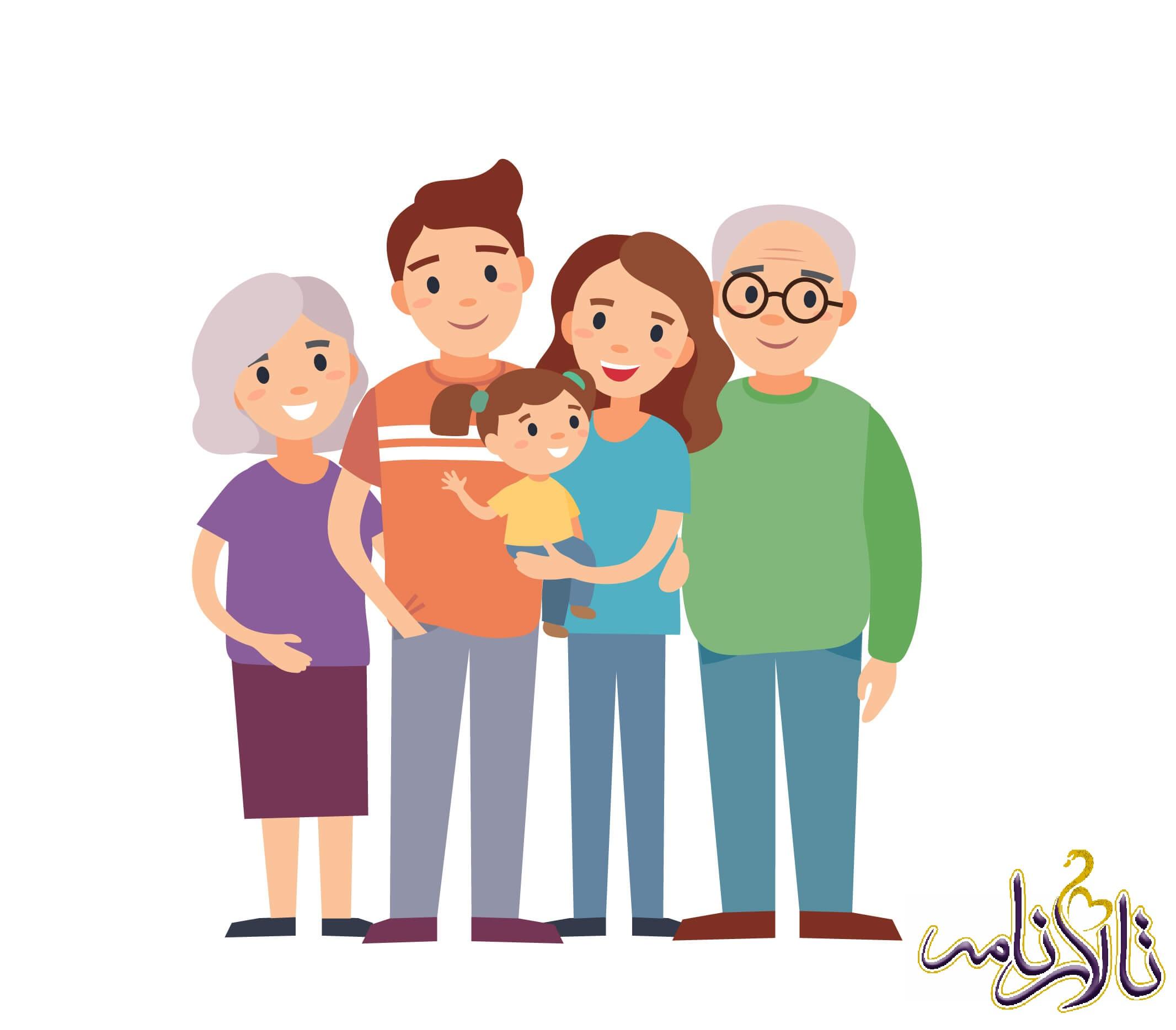 نقش پدر و مادر در ازدواج فرزندان