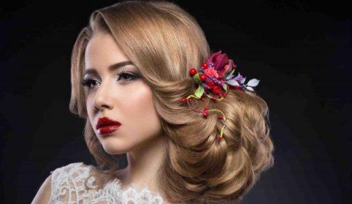 مدل های مهم موی عروس