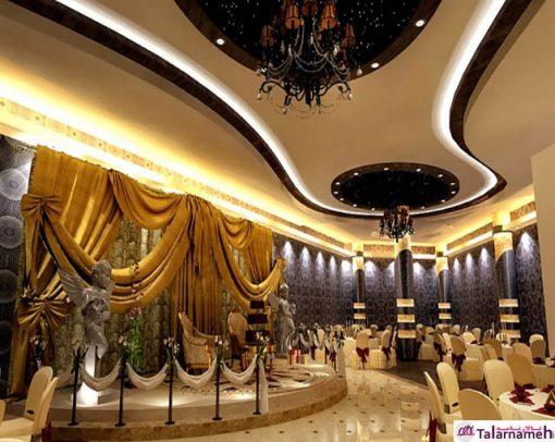 تالار عروسی شیک و ارزان