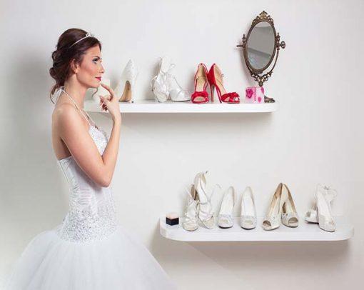 انتخاب کردن لباس عروس