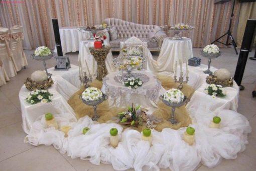 انواع مختلف سفره عقد، سفره عقد عروس خانم چه شکلیه؟