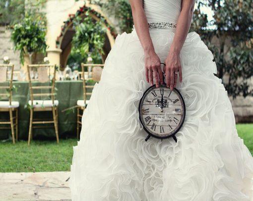 مراحل برگزاری یک مراسم عروسی از 6 ماه قبل