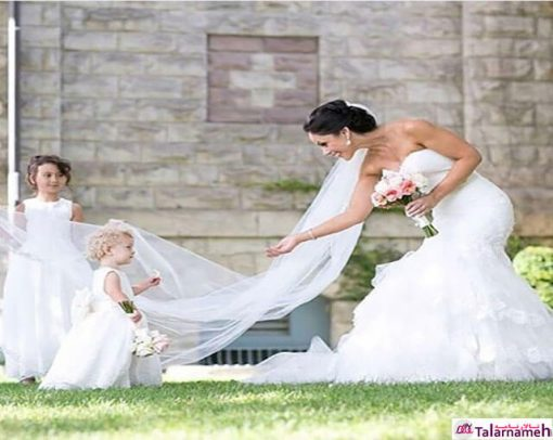 عکس عروسی مصنوعی ممنوع