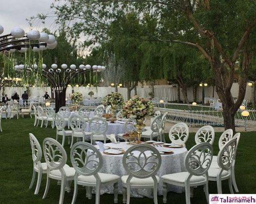 تالار عروسی نیلوفر اصفهان