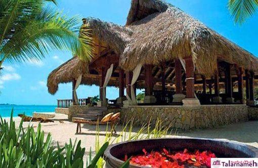 تالار عروسی ماشا کای - جزیره باهاما