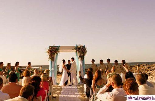 تالارهای عروسی گرانترین و زیباترین تالارهای عروسی دنیا