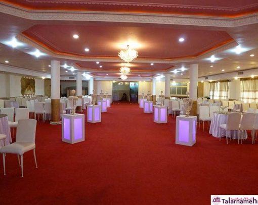 تالار عروسی اشراف اصفهان
