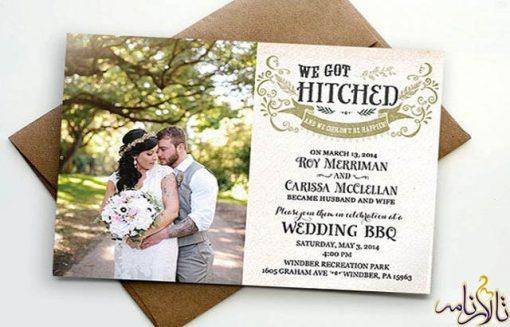 جشن عروسی جذاب، 15 ایده جالب برای عروسی