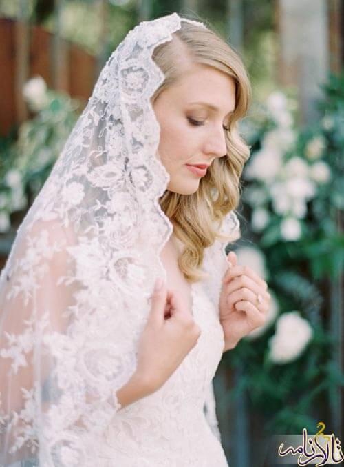 مدل های تاج عروس