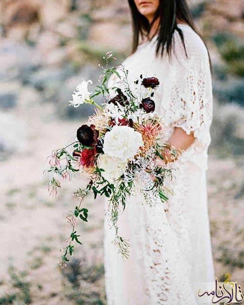 دسته گل عروس - بهترین دسته گلهای عروسی