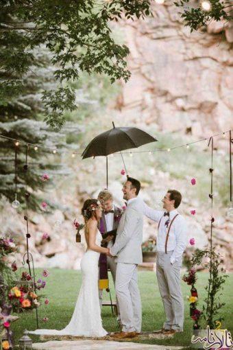 تشریفات عروسی واقعا لازم است