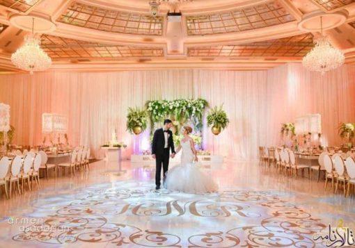 تشریفات خدمات مجالس و تشریفات عروسی