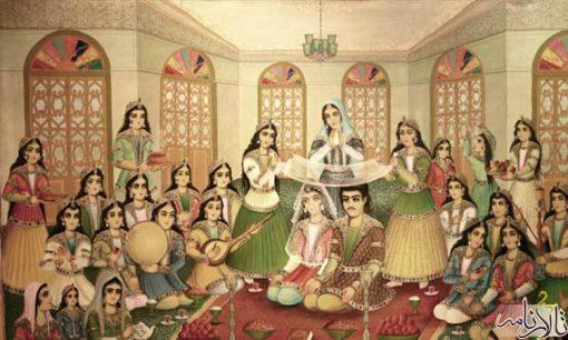 مراسم عروسی قدیمی و سنتی