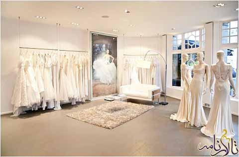 مزون لباس عروس - لباس عروس - 8 نکته که قبل از خرید لباس عروس باید به آن توجه کنید.