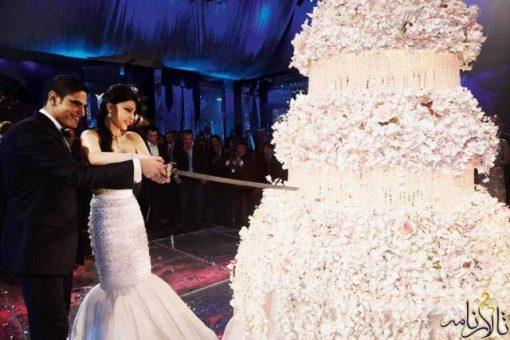برگزاری مراسم عروسی - لیست عکس های عروسی