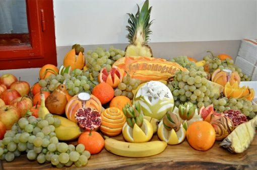 میوه و شیرینی عروسی