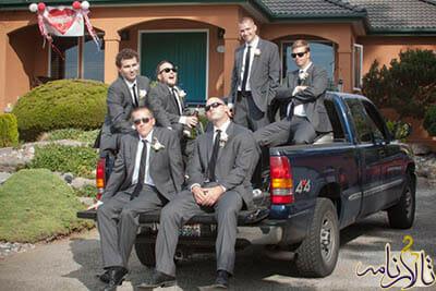 انواع ماشین عروسی