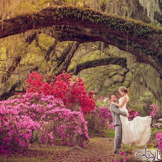 50 مدل ژست عکاسی روز عروسی و 50 مدل عکس عروسی زیبا سال 2019