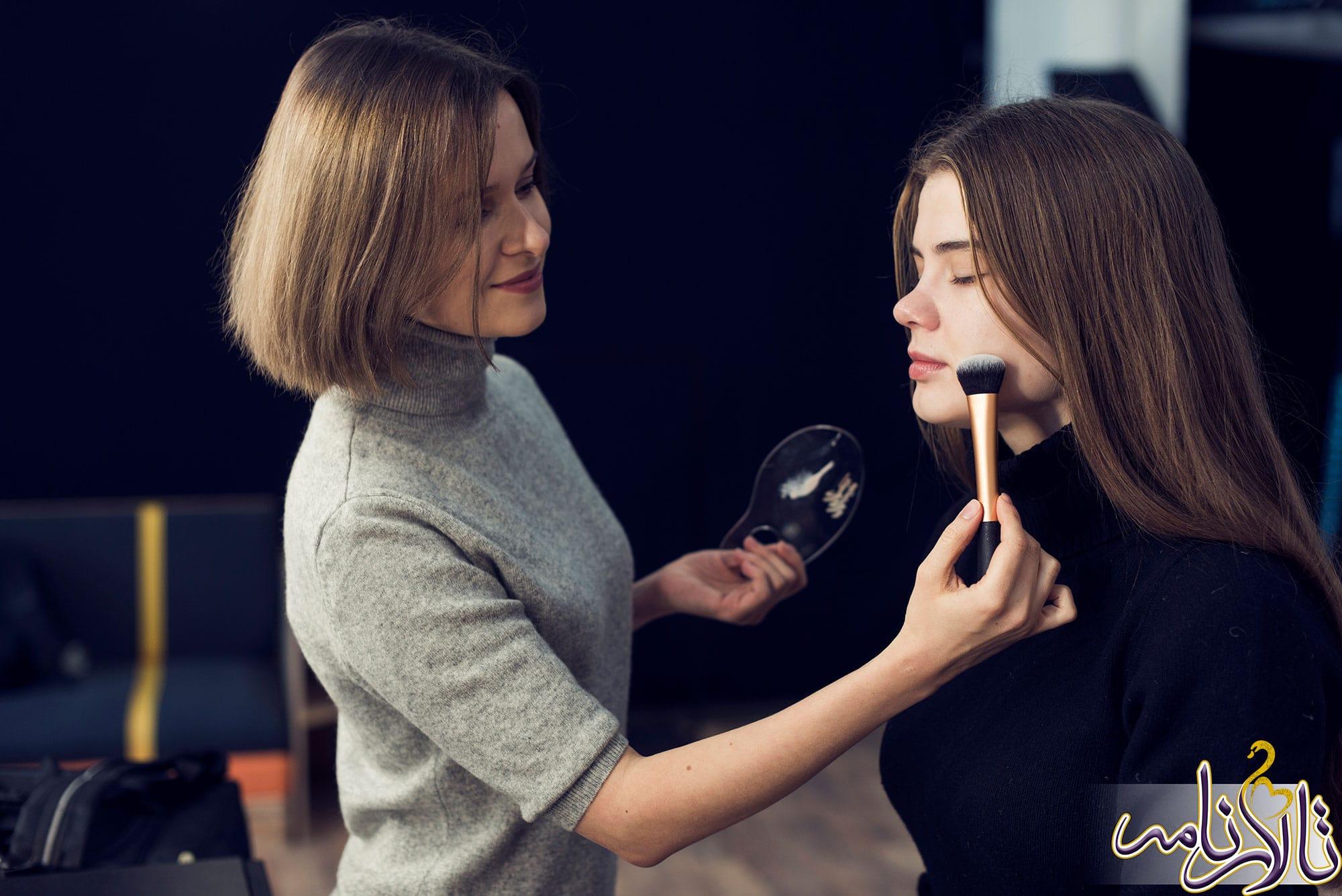لیست بهترین آرایشگاه های زنانه تهران - نام 15 تا از بهترین آرایشگاه های زنانه در تهران