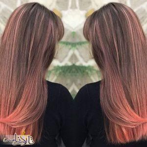 رنگ موی مناسب شما_نحوه پاک کردن رنگ مو_ 6 اشتباه رایج خانم ها در رنگ مو_ فیلم و عکس رنگ موی مرجانی، رنگ موی 2019