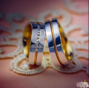 50 مدل از زیباترین و جذابترین حلقه نامزدی و حلقه عقد سال 98 به همراه عکس و فیلم