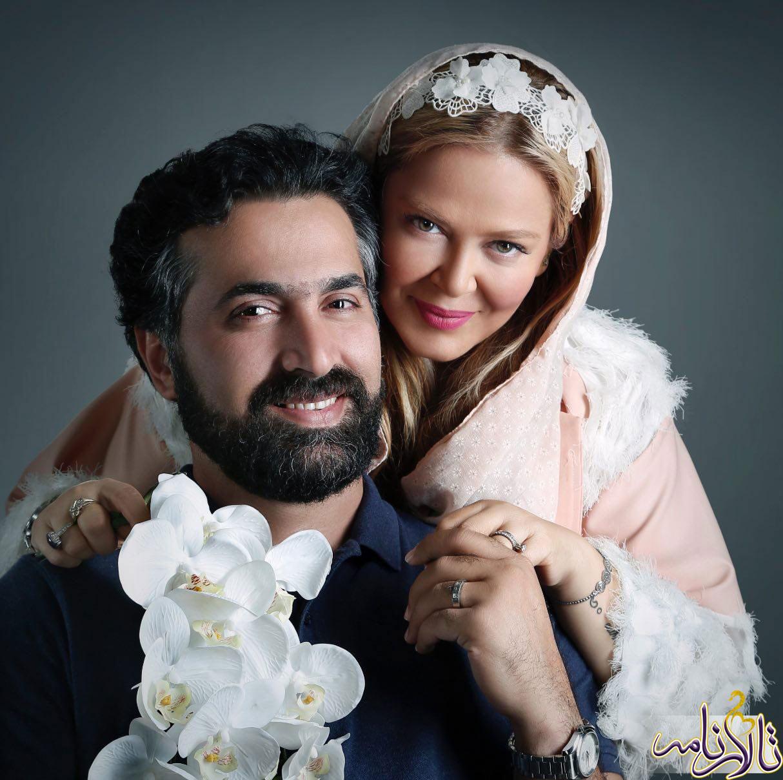 ازدواج بهاره رهنما با امیر خسرو عباسی