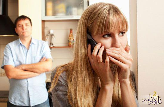 6 علت خیانت زنان به همسرشان