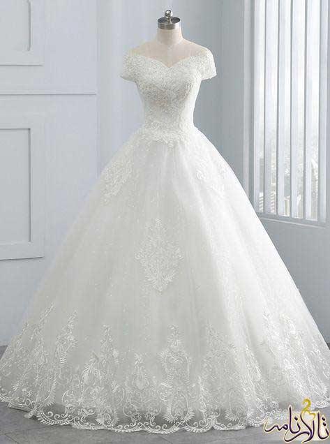 18 مدل لباس عروس در سال 2020