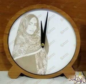 ساعت های طرح دار