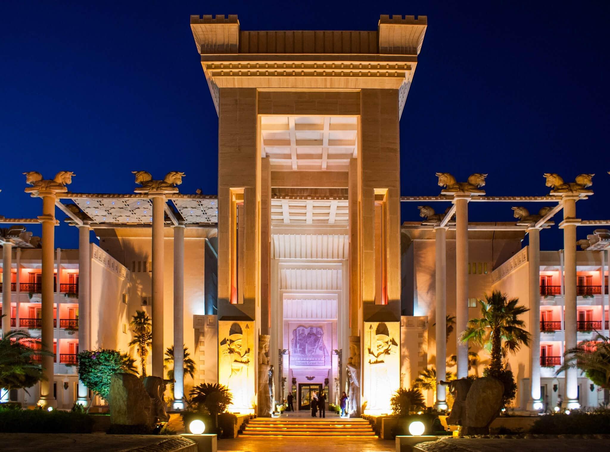 باغسرای گلستان مشهد