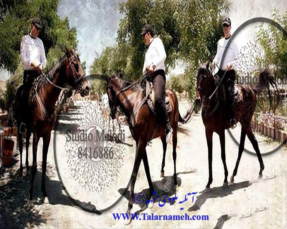 آتلیه ملودی مشهد
