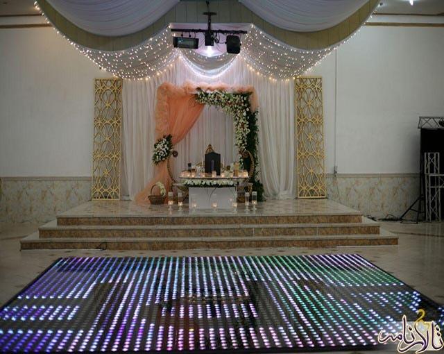 تالار قصر کریمان کرمان