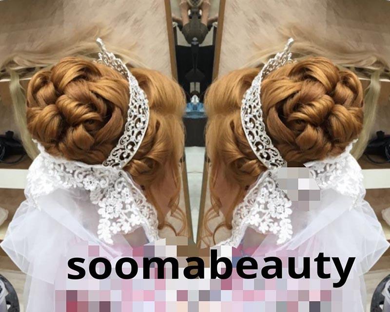 آرایشگاه زنانه سوما اهواز