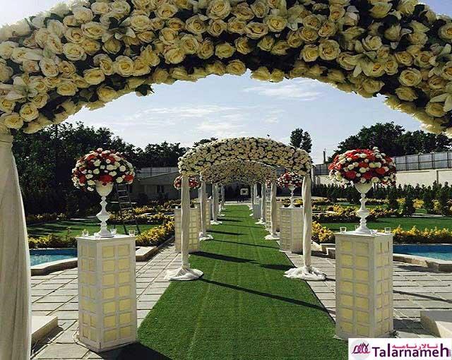 تشریفات عروسی ماندگار تهران