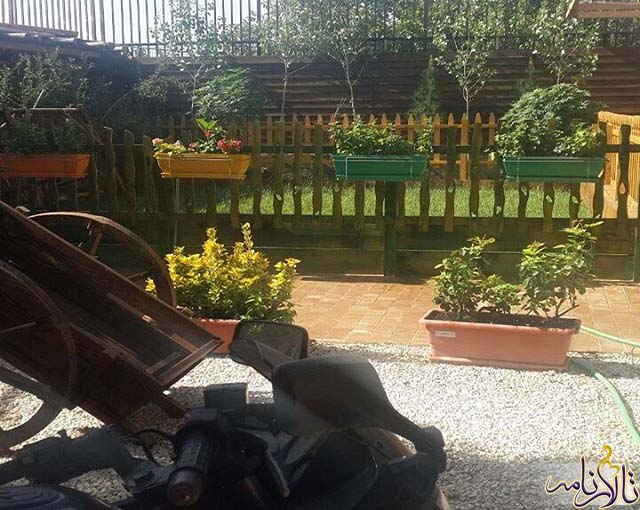 آتلیه فیلم و عکس باغ چوبی کرج