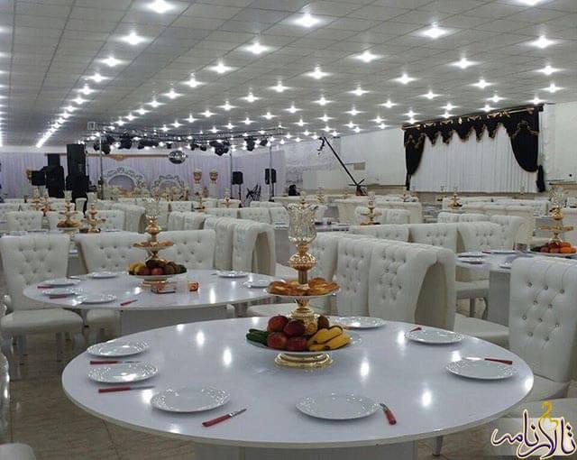 تالار پذیرایی ایرانیان بوشهر