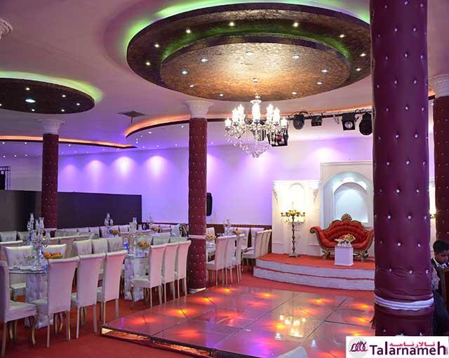 باغ تالار یاقوت سبز اصفهان