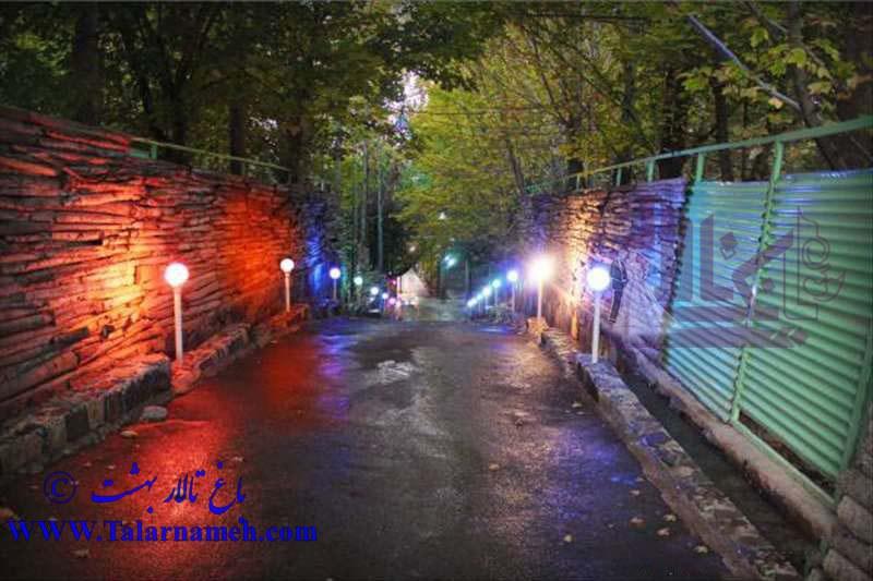 باغ تالار  بهشت شیراز