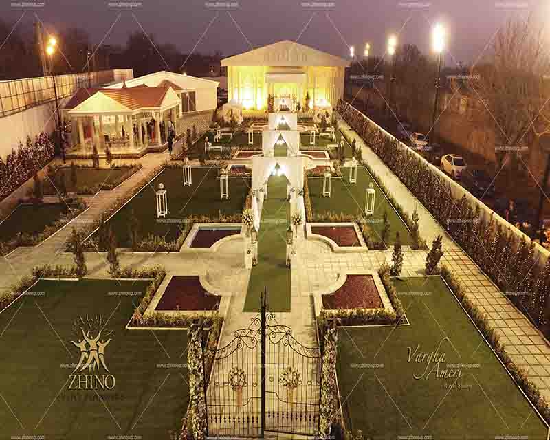 تشریفات عروسی ژینو تهران