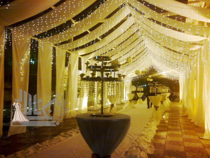 باغ تالار کلاسیک تهران