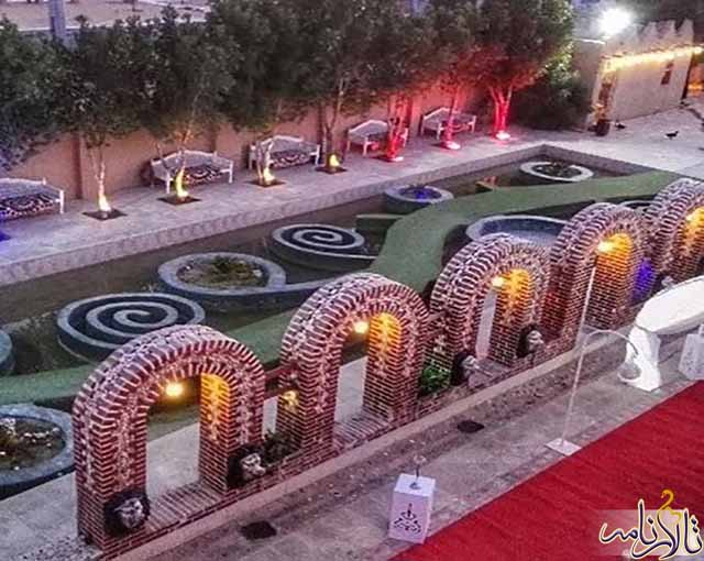 تالار پذیرایی تاج بوشهر