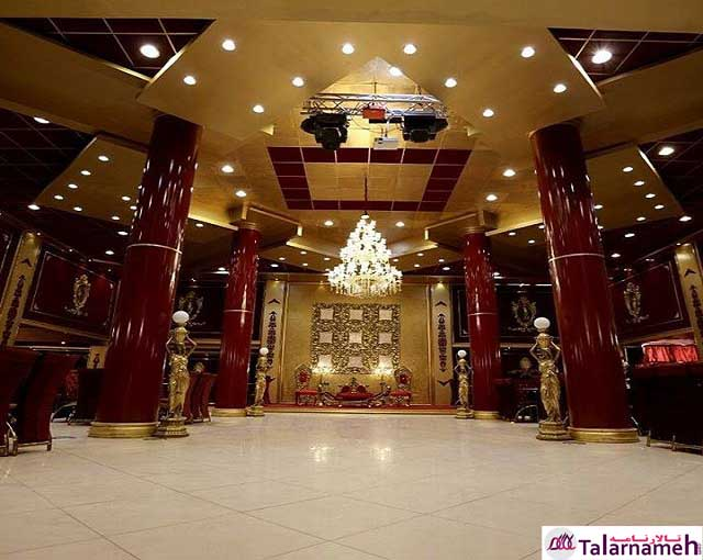 تالار پذیرایی آدین اصفهان