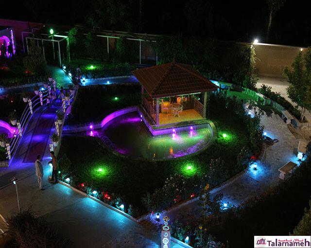 تالار مجلل ضیافت اصفهان