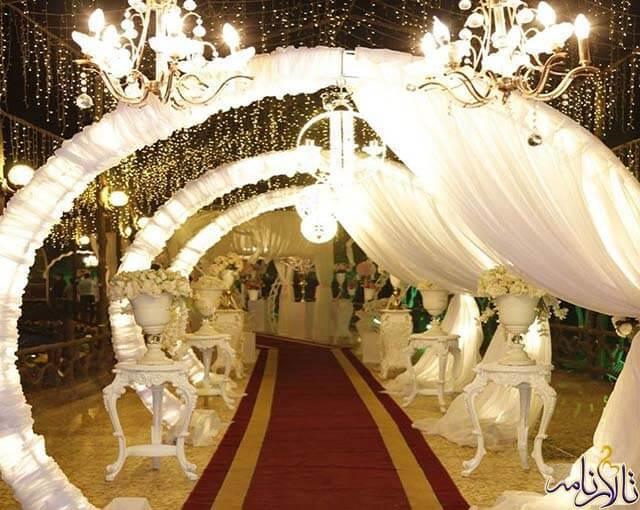 تالار پذیرایی قصر بوشهر