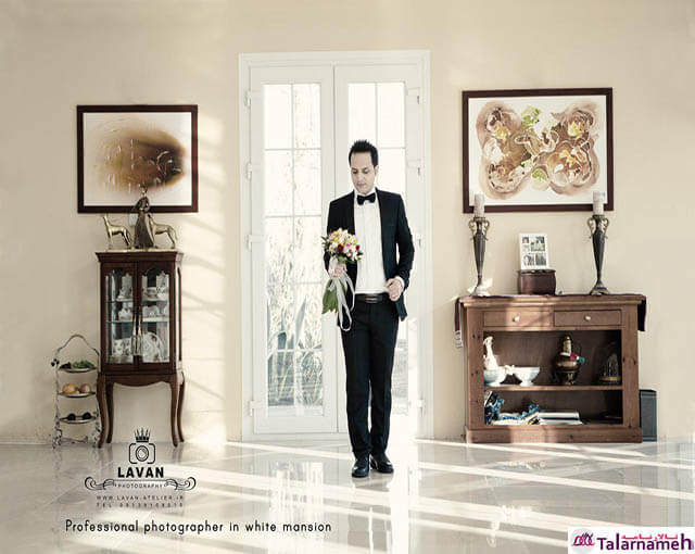 آتلیه عروس لاوان اصفهان