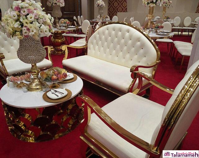 تشریفات ازدواج ایرانی اصفهان