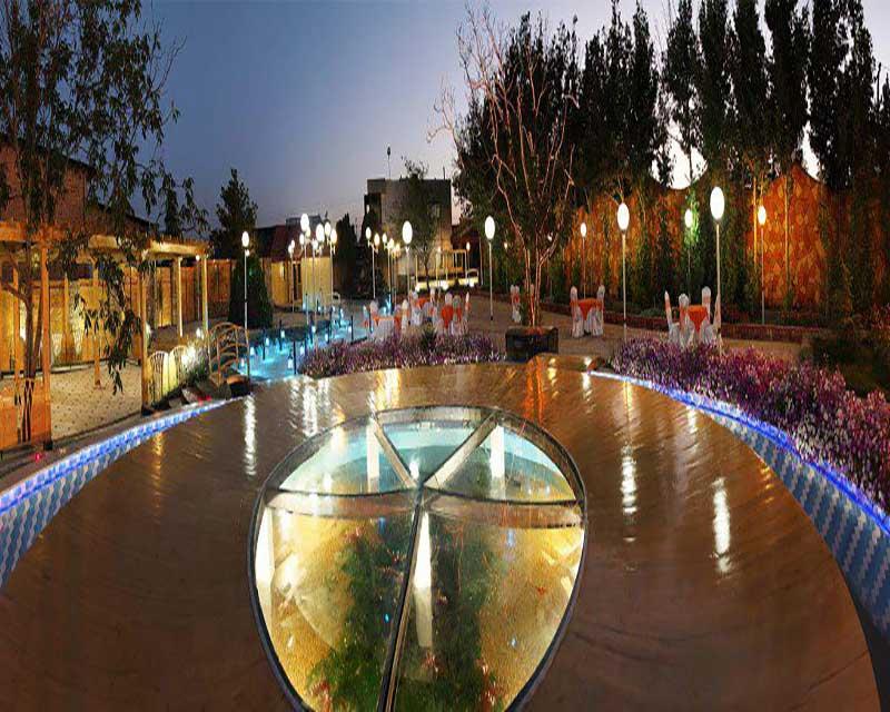باغ اردیبهشت مشهد