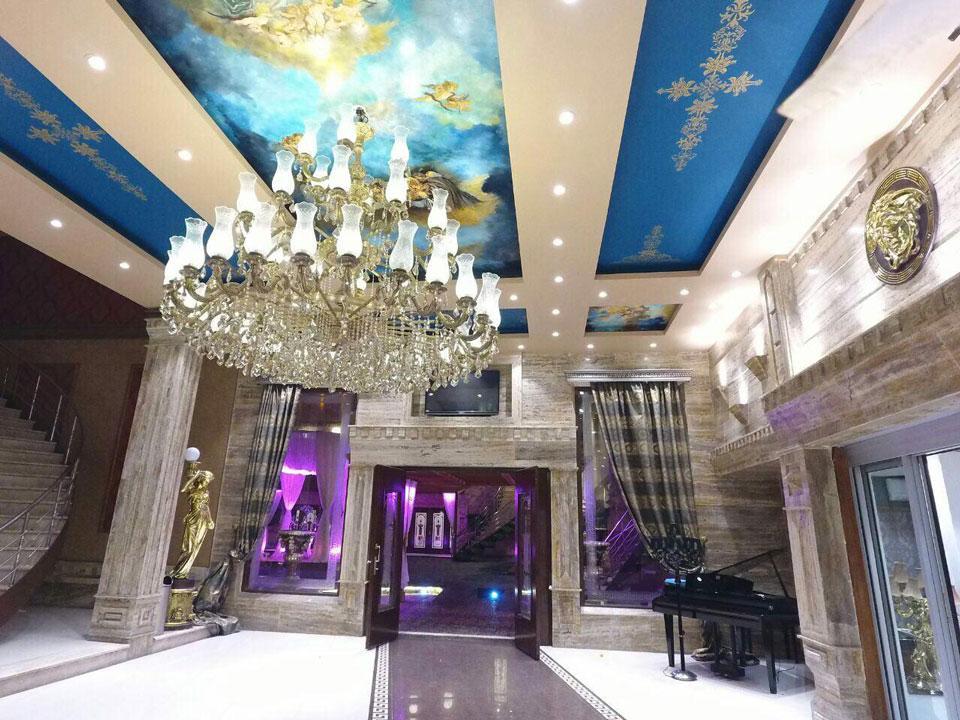 تالار رویال پارس تهران