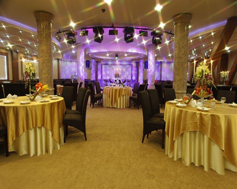 تالار عروسی سمرقند تهران
