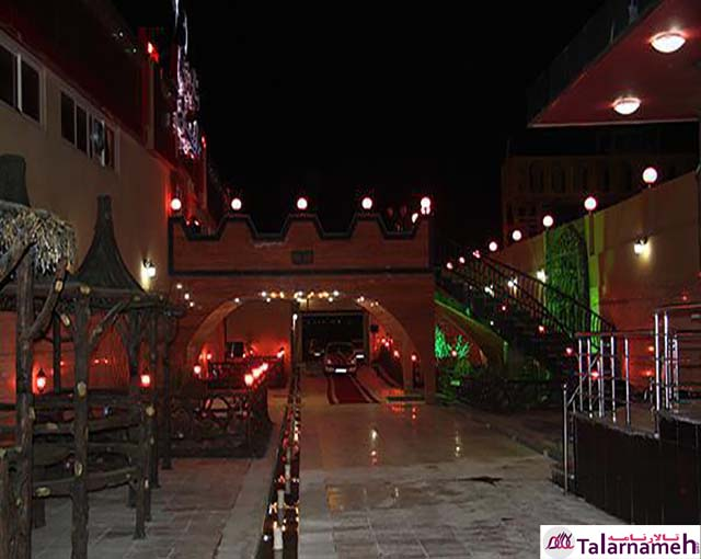 تالار عروسی ماه و ستاره اصفهان